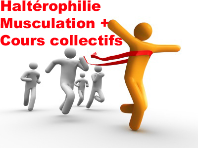 BPJEPS activite forme muscultation halterophilie cours collectifs Mention C D AGFF