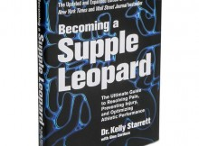 Becoming supple leopard couverture Kelly Starrett mobilite souplesse Devenir coach sportif Diplome BPJEPS AGFF BP formation