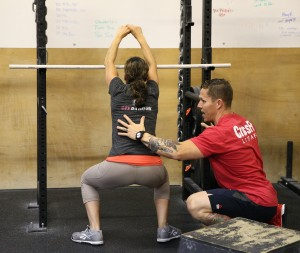 Crossfit coach niche bpjeps agff personal trainer