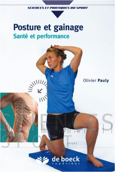 Posture gainage Olivier Pauly bpjeps programmation livres