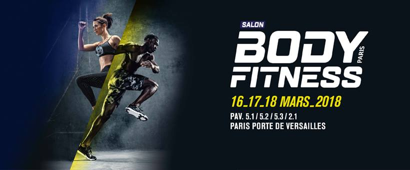 Salon Body Fitness 2018 bpjeps isolement
