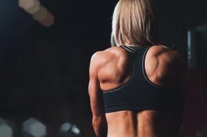 BPJEPS biomechanique BIOMECANIQUE ET ANATOMIE FONCTIONNELLE epaule dos femme muscle