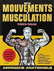 Guide des mouvements de musculation de Frédéric Delavier