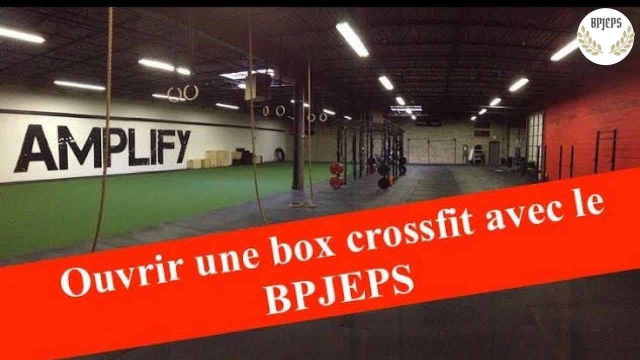 Ouvrir une box CrossFit après le BPJEPS AGFF : interview