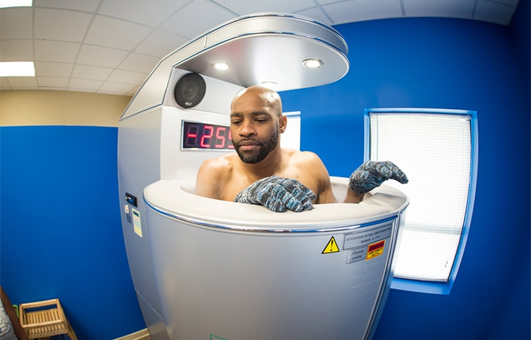cryotherapie recuperation BPJEPS AGFF