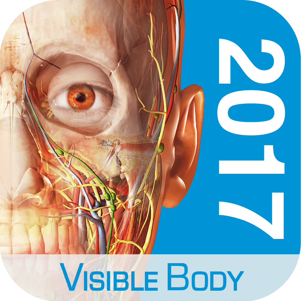L'app d'anatomie à avoir : Visible Body