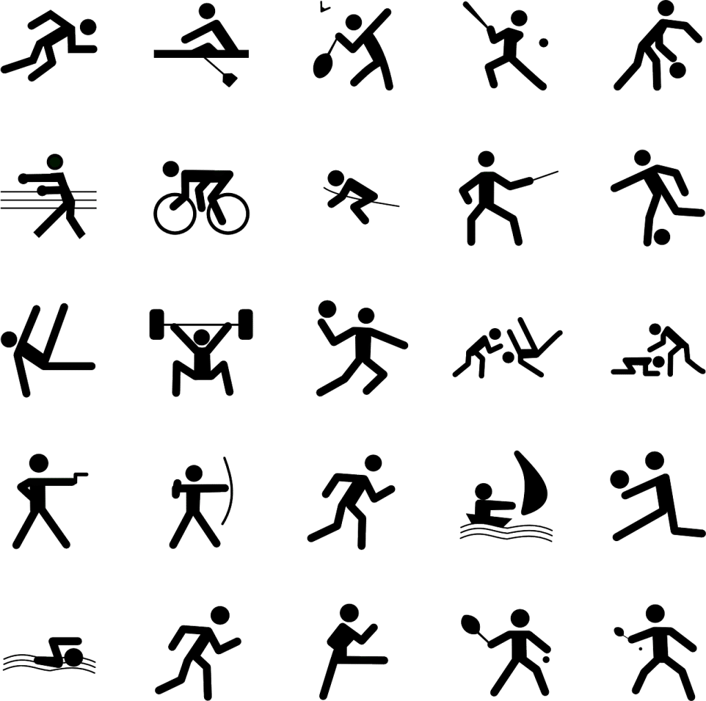 Les disciplines sportives du BPJEPS APT