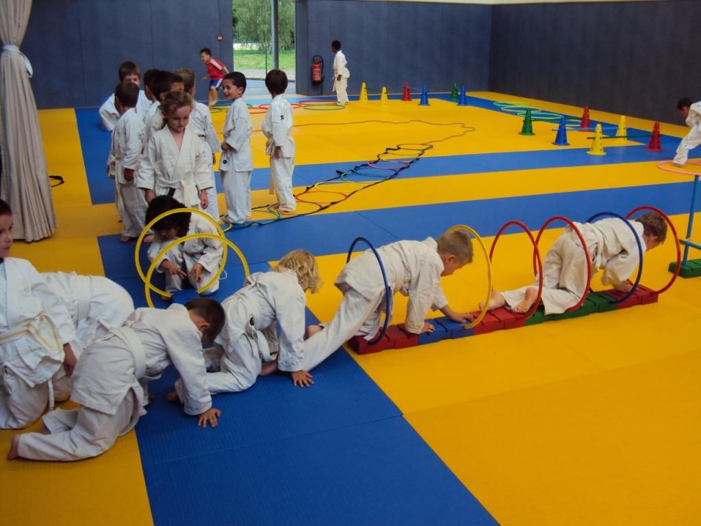 BPJEPS APT enfants judo