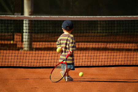 BPJEPS APT enfants tennis
