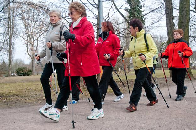 BPJEPS AF AGFF APT senior marche nordique