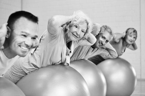 BPJEPS AF AGFF APT senior pilates