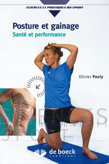 Posture gainage Olivier Pauly bpjeps programmation livres