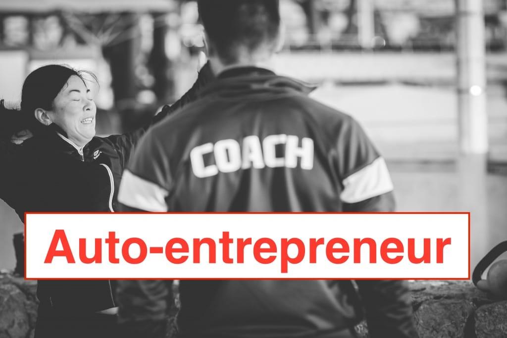 Auto-entrepreneur: statut idéal du coach sportif?
