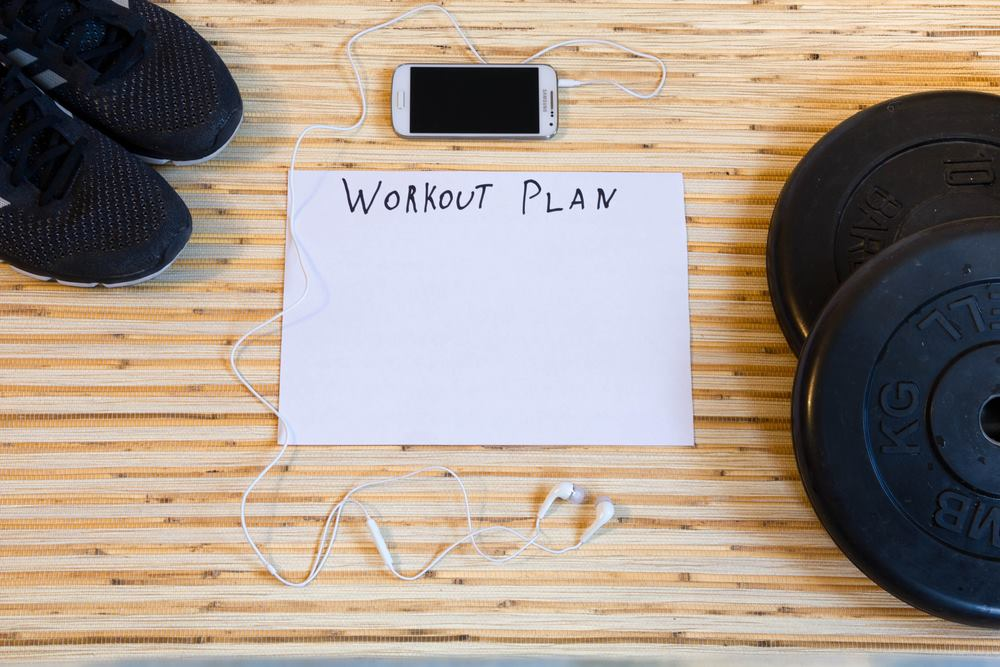 Reussir son BPJEPS AF coach sportif concours TEP workout plan entrainement