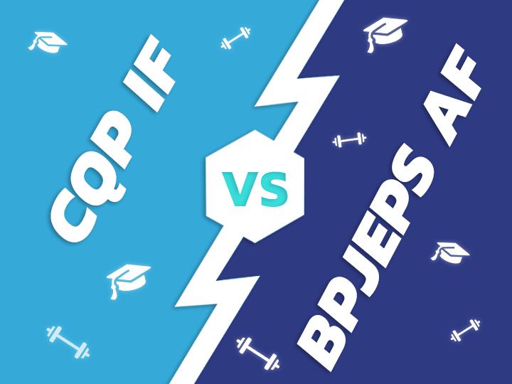 CQP IF vs BPJEPS AF
