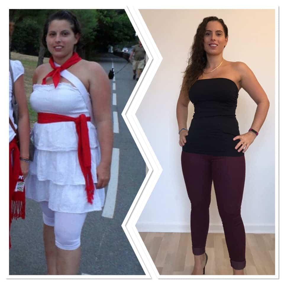 Ma transformation physique grâce au coaching sportif : une perte de poids de 15 kgs !