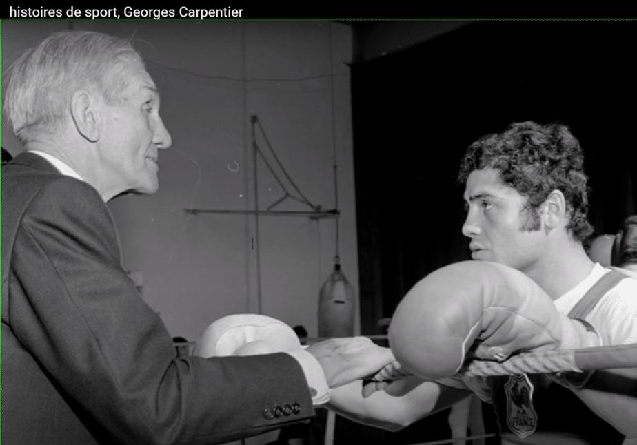 BPJEPS AF : dans le coaching sportif, il est important de rester humble, comme l'explique Georges Carpentier.