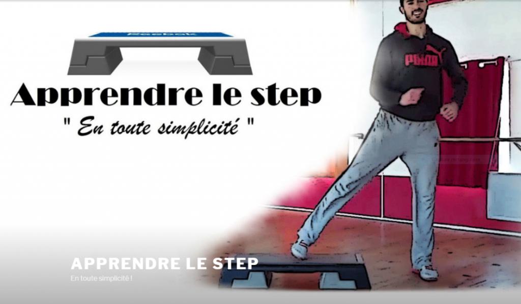 Kevin Sala propose aux coachs sportifs une formation en ligne pour apprendre le step en toute simplicité.