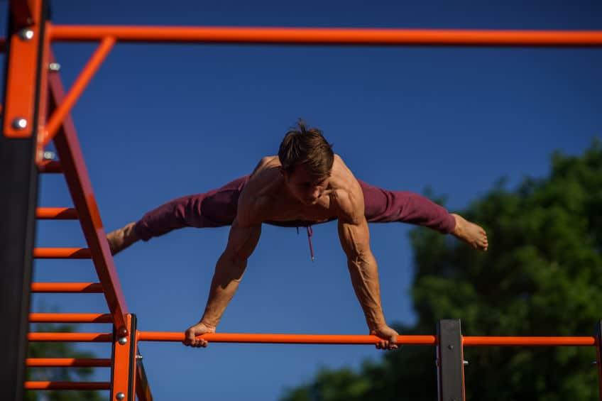 BPJEPS activités de la forme : athlète de Street Workout ne rime pas avec éducateur sportif polyvalent.