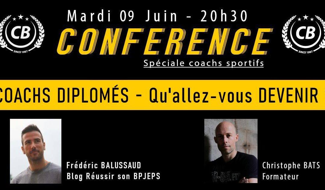 Crise sanitaire et avenir des coachs sportifs|Interview de Frédéric Balussaud