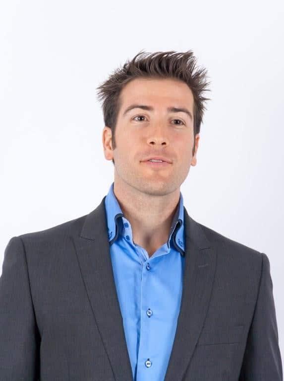 Frédéric Balussaud, coach sportif et infopreneur, créateur du blog Réussir son BPJEPS, a commencé sa carrière dans la finance.